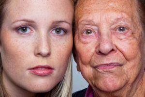 Отбеливающая маска для сухой кожи из сметаны