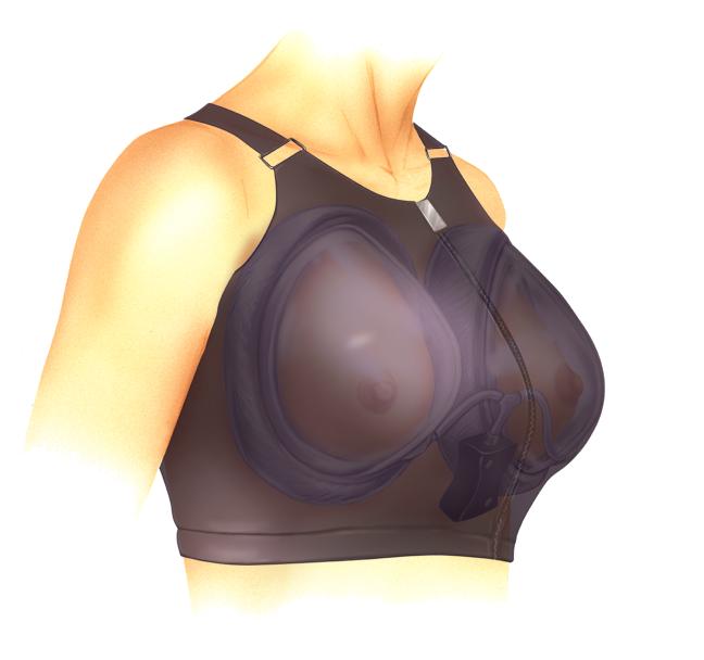 Аниме большая и маленькая грудь